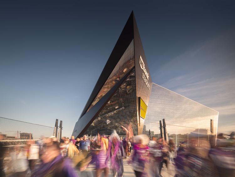 """HKS建筑事务所设计的""""超级碗""""赛场究竟有何亮点?"""