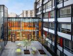 巴黎精神病院的扩建