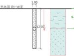 单桩设计及稳定性验算