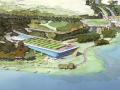 [内蒙古]鄂尔多斯体育文化公园景观设计方案(蒙古文化)