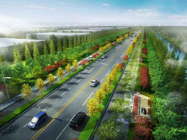 市政道路工程安全文明施工方案(最终)