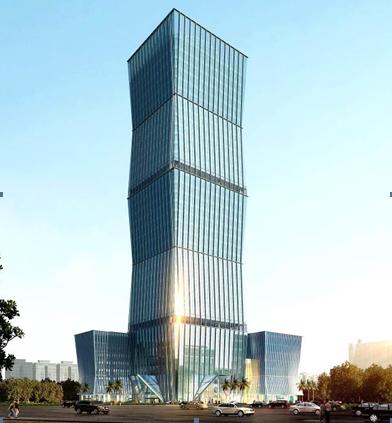 UPS安装施工组织设计资料下载-荣耀国际金融中心机电安装工程总承包施工组织设计