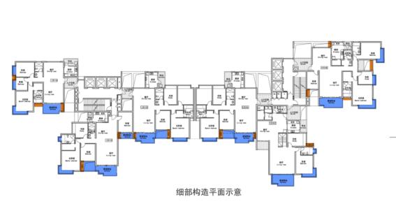 深圳岛城邦三期住宅建筑设计方案文本(含多套方案)_7