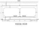 老双华路节点下穿隧道工程施工方案