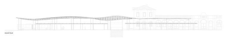 埃斯林根汽车站周围景观立面图 (11)