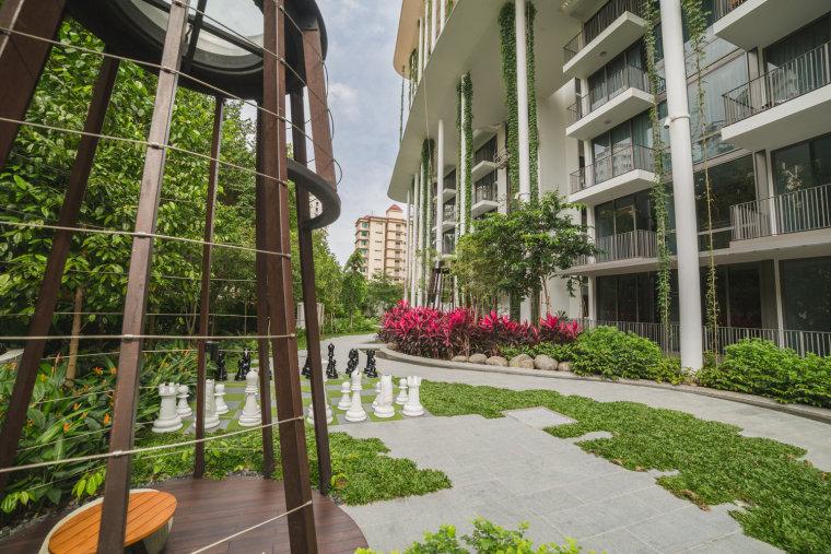 新加坡Tembusu雨林住宅-5