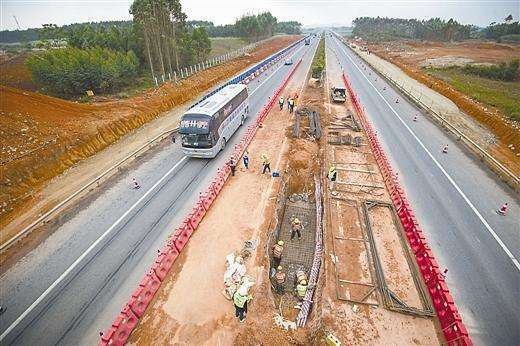 高速及拼宽段施工技术方案(23页)