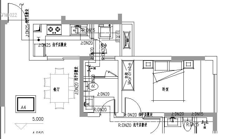 南京某公馆给排水施工图_5