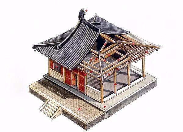"""""""最早""""""""最好""""的中国木结构建筑_11"""