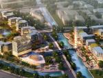 [江苏]昆山花桥外包产业园区建筑设计方案文本(包含两套建筑方案)