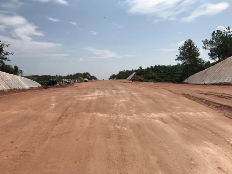 新建铁路站前工程标段路基土石方冬季施工方案