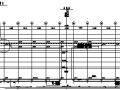 温州至福州铁路站台钢结构施工图