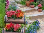 花园台阶设计需要遵循的原则