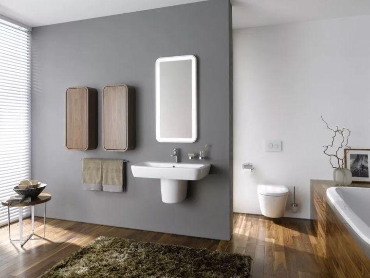 卫生间没有窗户应该怎么设计