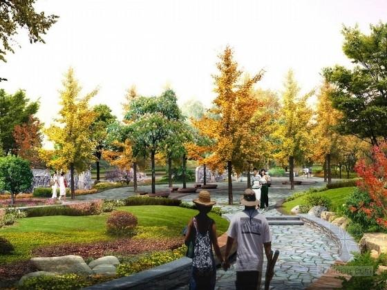 [浙江]绿舞东瓯主要道路绿化规划设计方案