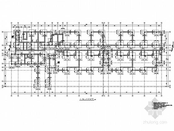 [江苏]地上三层框架结构幼儿园结构施工图