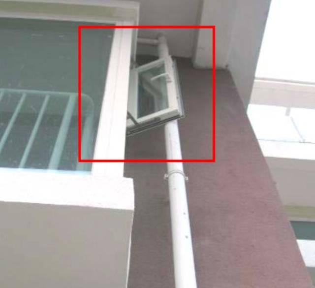 铝合金门窗安装质量