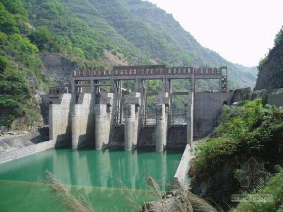[云南]水电站工程土建施工组织设计(技术标)