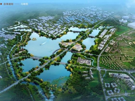 [成都]古蜀文化生态湿地景观规划设计方案