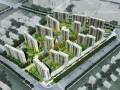 [上海]嘉定万达广场商住综合体高层住宅建筑方案文本(PDF+JPG+Word)