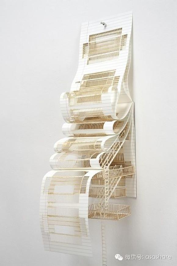 看看国外学生/建筑师的概念模型_21