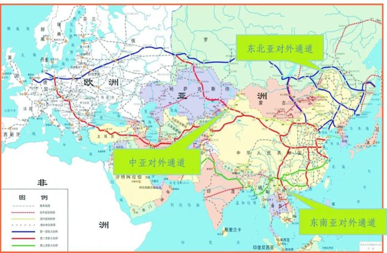 中国铁路、隧道与地下空间发展概况_16
