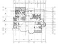 两层502平方米独栋别墅室内设计CAD图纸及SU模型