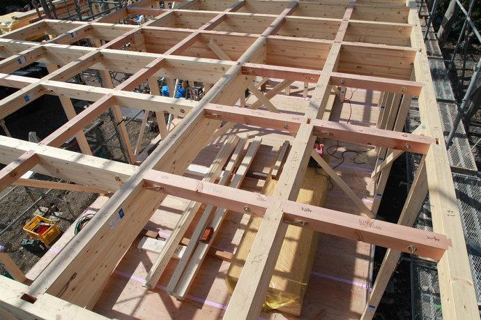 木结构古建筑的结构与构造-构件连接法及斗栱