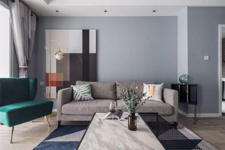 家居沙发颜色从这几种选,准没错!