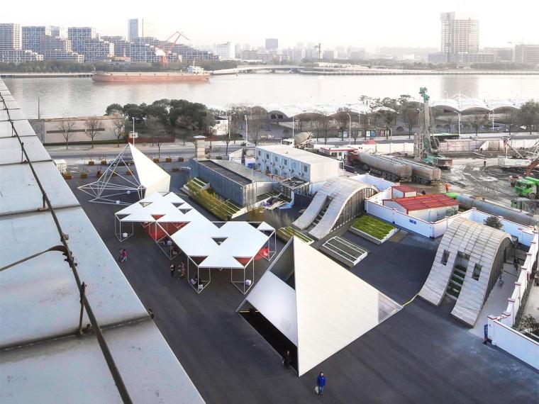 上海装配式钢构空间装置