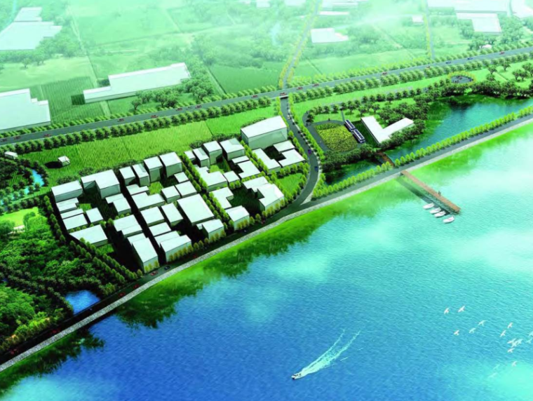 [四川]长兴太湖景观大道设计规划设计(PDF+148页)