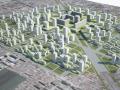 [河北]廊坊生態智能城市建筑規劃方案文本