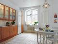 小清新飘窗单身公寓室内装修设计设计实景图(18张)