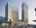 杭州下沙龙湖地块88办公楼建筑设计方案文本