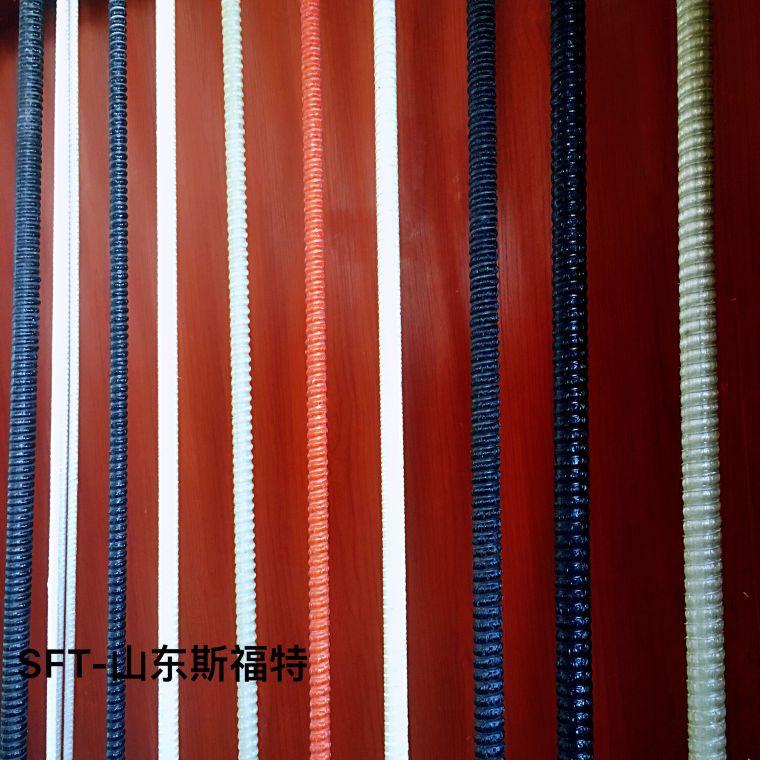 地铁建设项目中玻璃纤维筋的定义、特点及现状分析