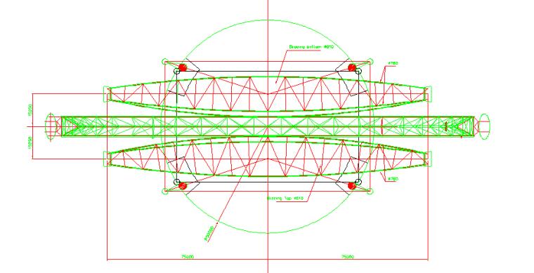 湖岸摩天轮土建地基处理施工组织设计