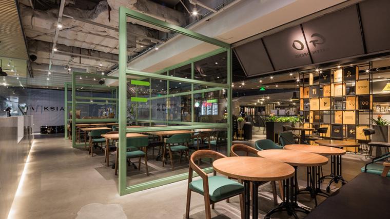 广州G·O沙拉店