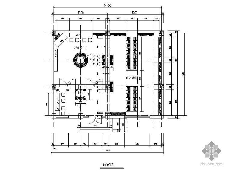 [毕业设计]某啤酒专卖店设计图(含效果)