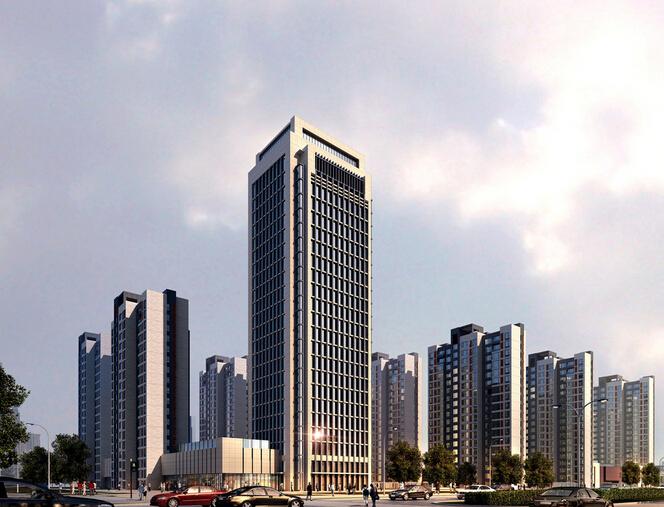 [安徽]框架-核心筒结构高层写字楼工程监理规划