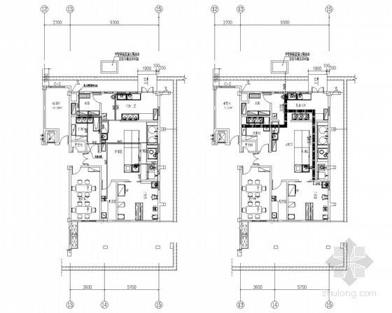 [湖南]幼儿园卫生间给排水及卫生洁具安装施工图(甲级设计院)