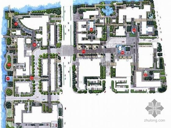 苏州工业园区广场景观设计方案