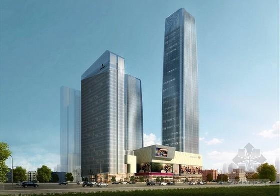 [甘肃]地标性超高层大型城市综合体项目例会汇报材料