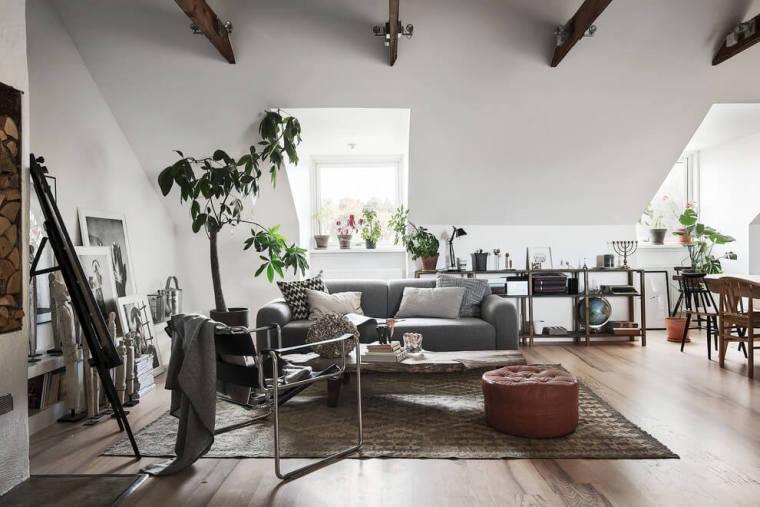 瑞典高格调的阁楼公寓-101737p5w3mr9svv0bxzm0