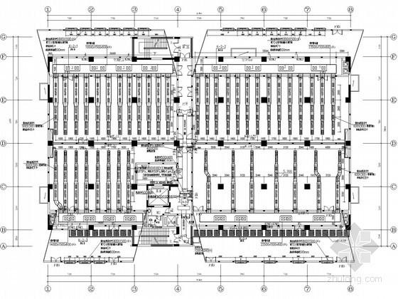 [深圳]省级枢纽通信机楼暖通及动力设计全套施工图