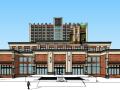 四十套城市酒店建筑SU模型合辑(下)
