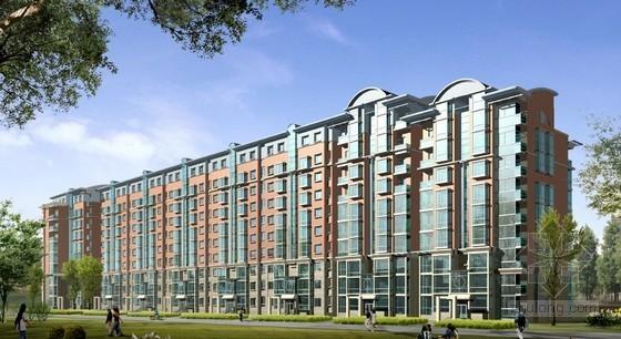 [江西]大型住宅区项目土建总承包工程施工合同(含工程量清单 84页)