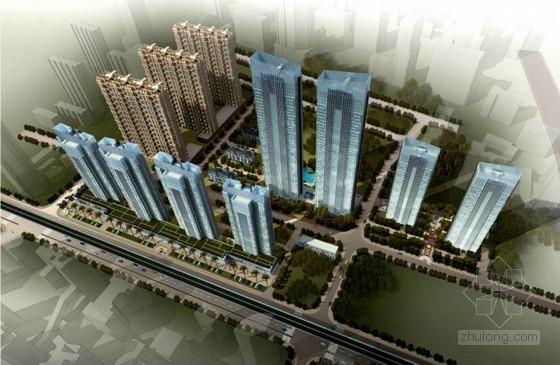 [福建]多层住宅总承包工程项目施工管理策划书