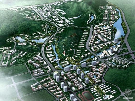 [广州市]某区规划管理单元控制性详细规划文本