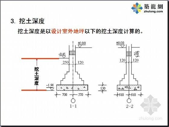 [PPT]土石方工程量计算及预算编制讲义(107页)