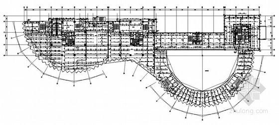 高层综合楼给排水施工图纸(商业、办公、公寓)